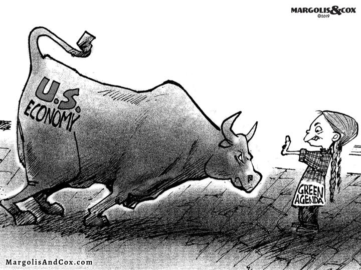 Margolis & Cox Editorial Cartoons