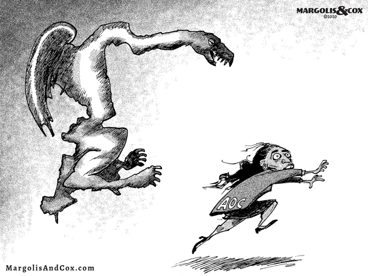 The Gerrymander Margolis Amp Cox Editorial Cartoons